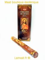 Encens Corazon de Jésus