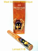 Encens protection bâtonnet