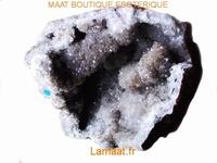 Geode de Cristal de roche