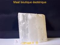 Sélénite brut