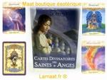 Cartes divinatoires des saints et anges - Doreen Virtue