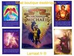 Cartes oracle L'Archange Michael - Doreen Virtue