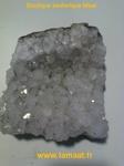 Cristal de roche pierre qui amplifie
