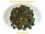 Aqua béryl - béryl vert