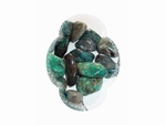 opale noble bleu vert
