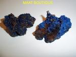 Lapis lazuli pierre polie de 30 à 44gr
