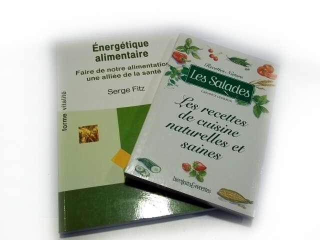 Livres sur la santé et le bien-etre