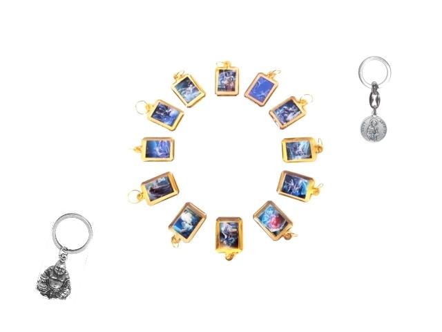 Médailles - Porte cles